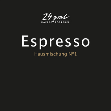 Espresso, Hausmischung 1