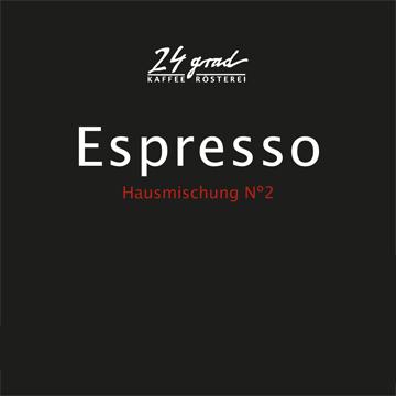 Espresso, Hausmischung 2
