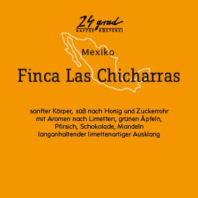 Mexiko, Finca Las Chicharras