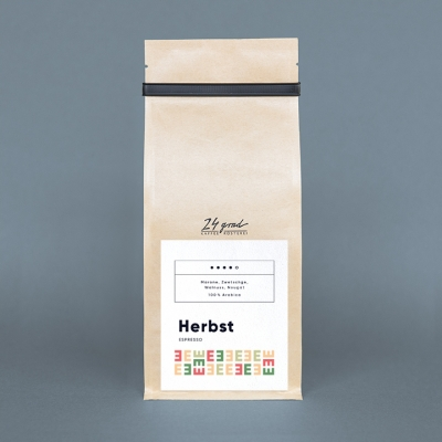 Espresso Herbst Edition