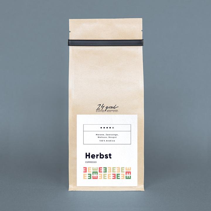 Espresso Herbst
