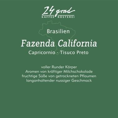 Brasilien Fazenda California