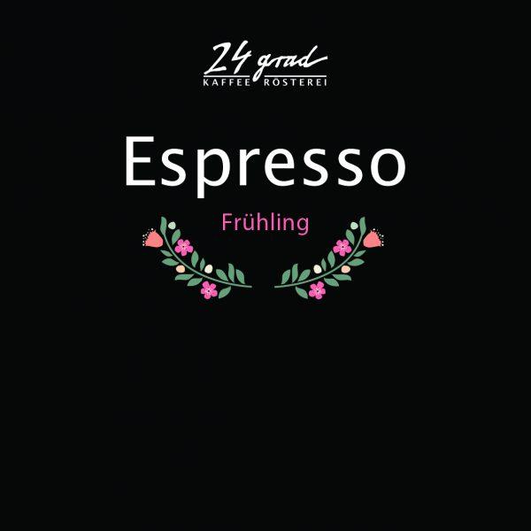 Espresso Frühling Edition