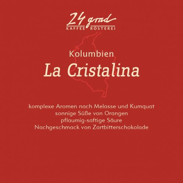 Kolumbien La Cristalina