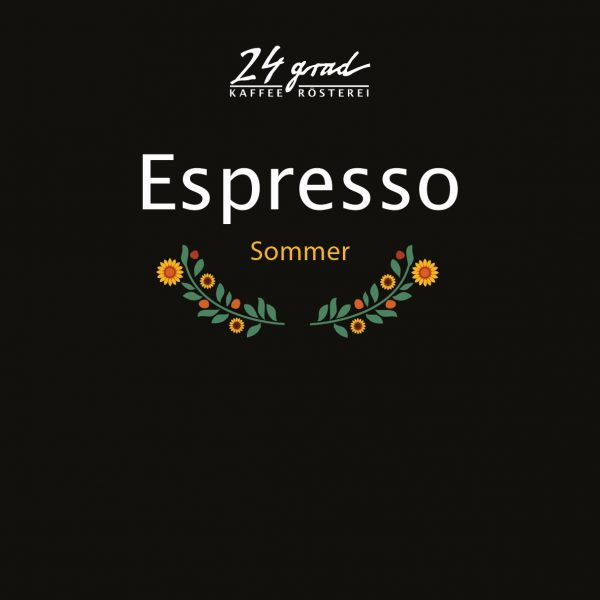 Espresso Sommer Edition