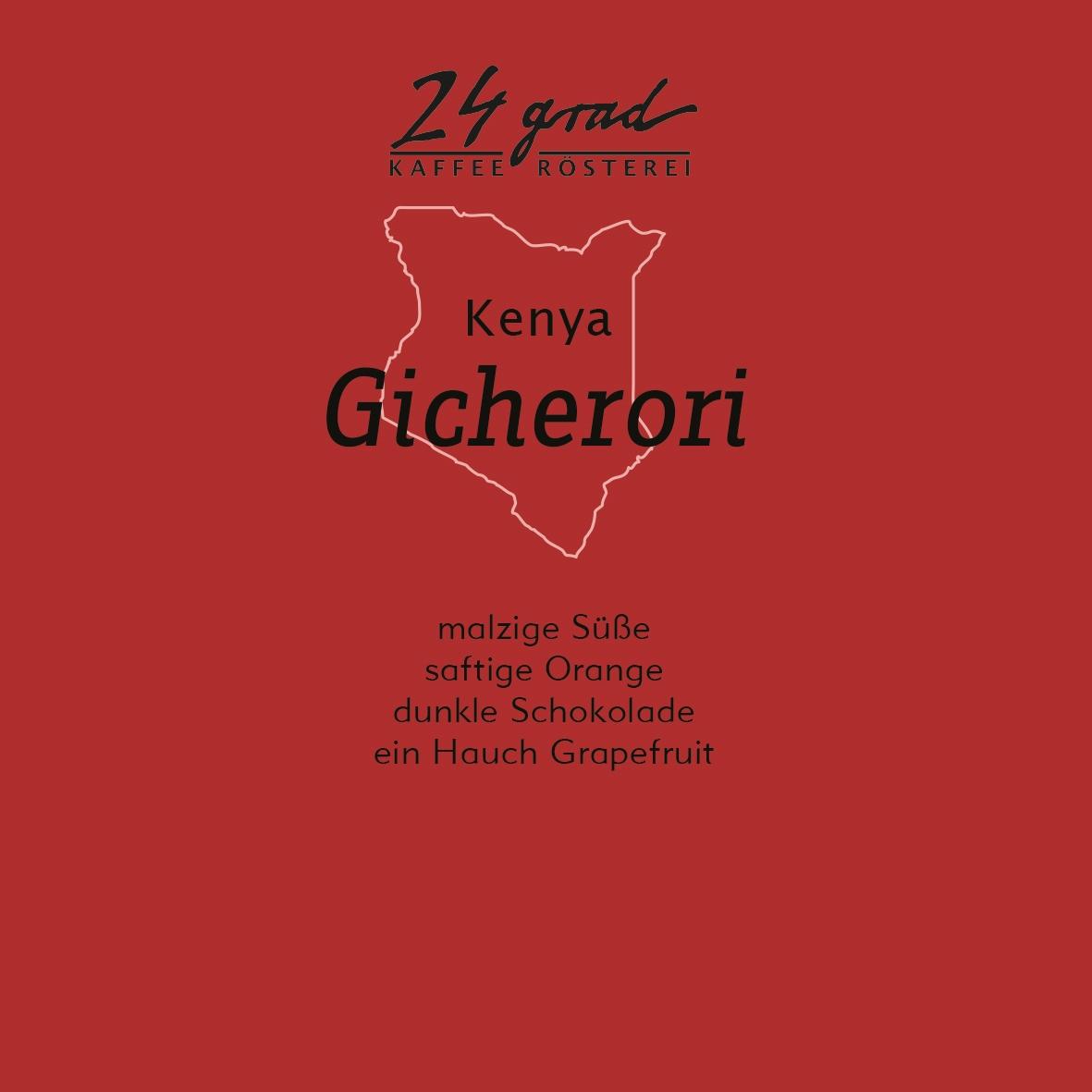 Kenya Gicherori