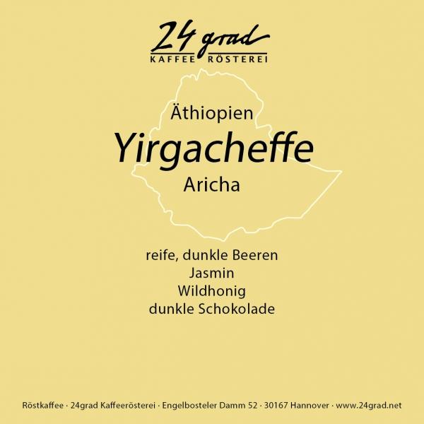 Äthiopien Yirgacheffe Aricha