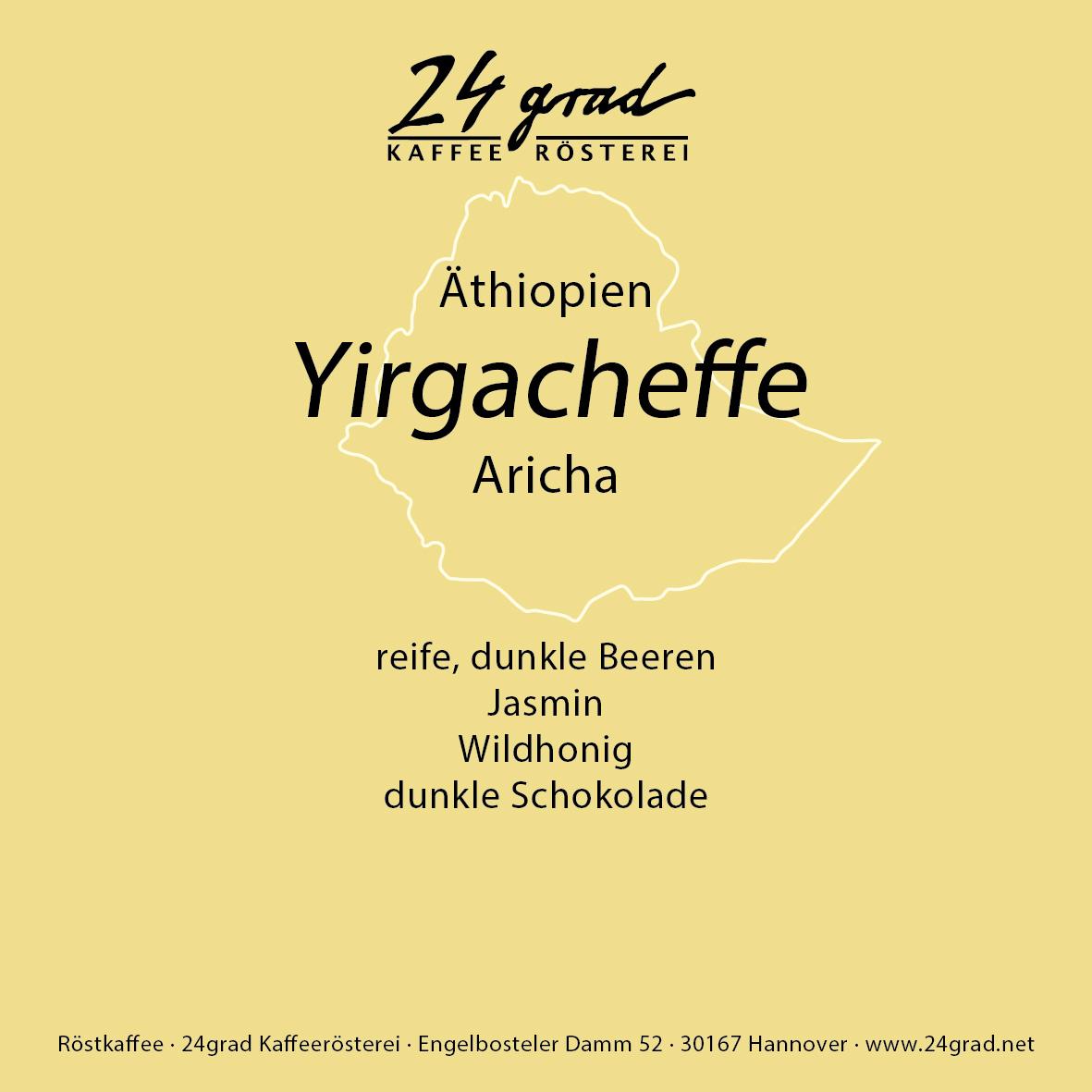 Yirgacheffe Aricha