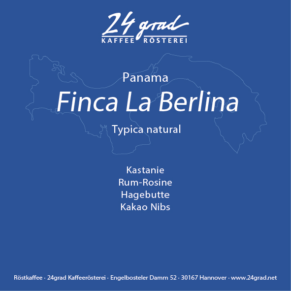 Panama, La Berlina Typica Natural