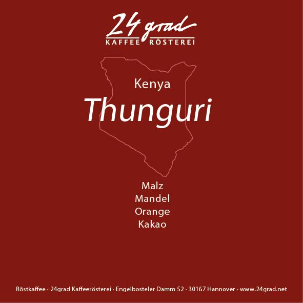 Kenya Thunguri