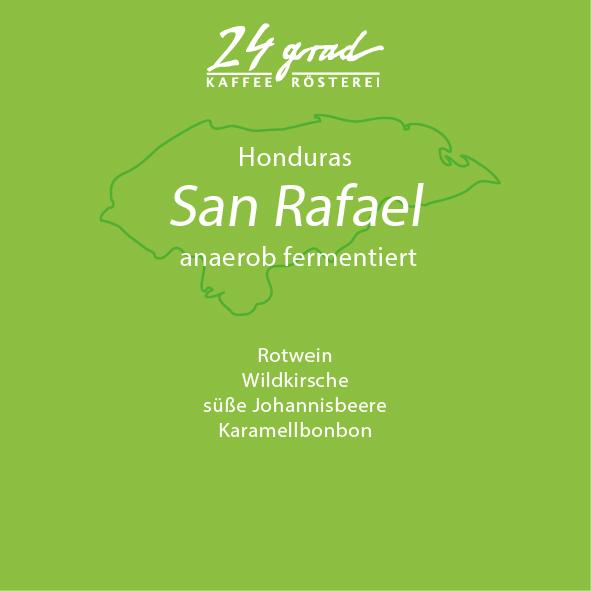 Honduras San Rafael Anaerob Fermentiert