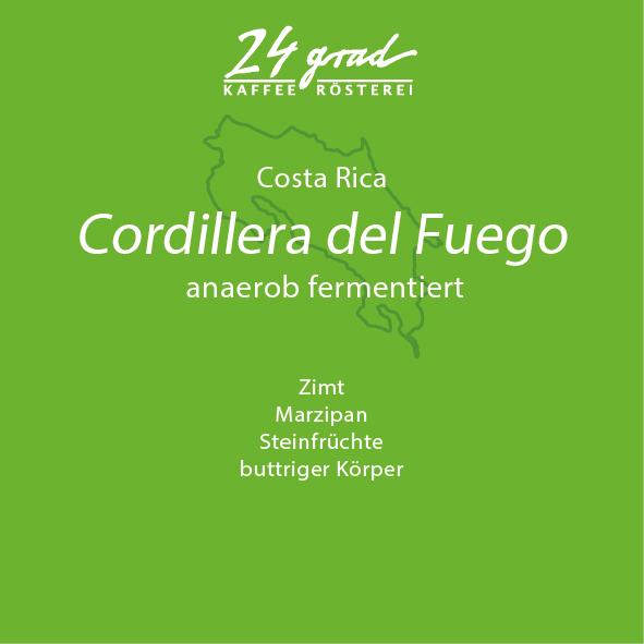Costa Rica Cordillera del Fuego anaerob fermentiert