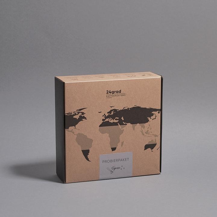 24grad Probierpaket Espresso