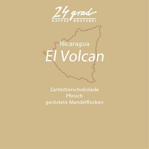 Nicaragua El Volcan