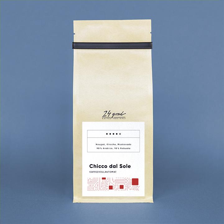Kaffeevollautomat Chicco dal Sole