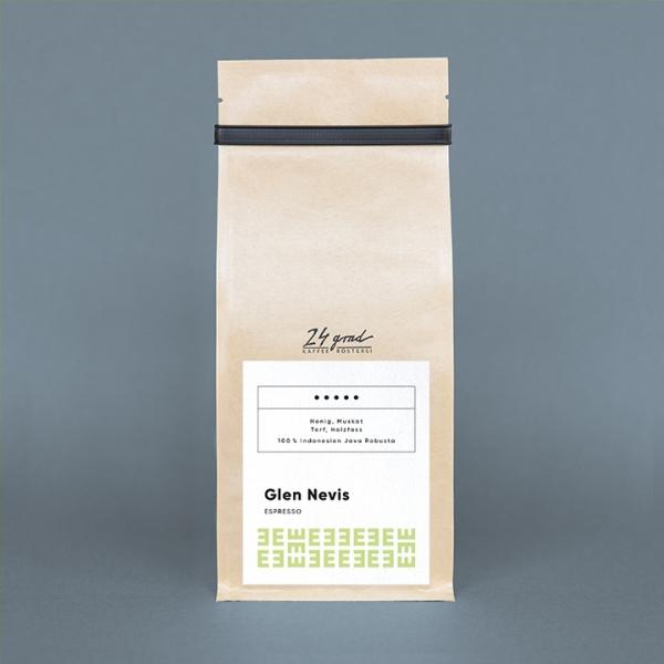 Espresso Java Robusta