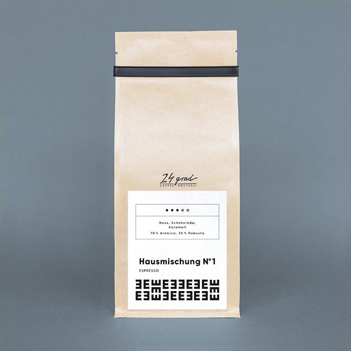 Espresso Hausmischung 1