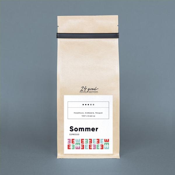 Espresso, Sommer Edition