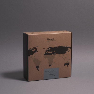 24grad Kaffee Probierpaket «klassisch»