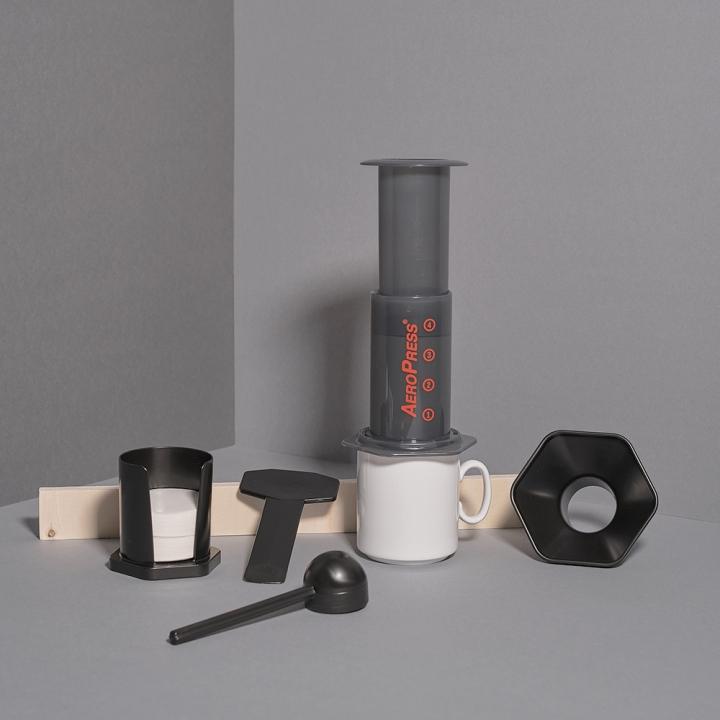 AeroPress Kaffee-Zubereiter