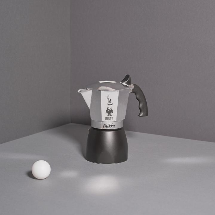 Bialetti Brikka Espressokocher