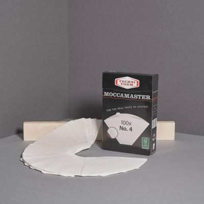 Moccamaster No.4 Filterpapier