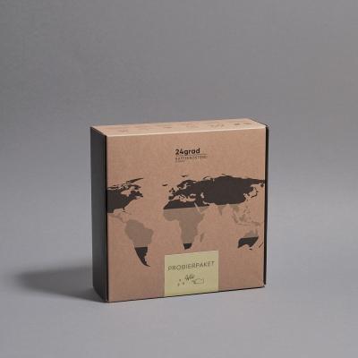 24grad Kaffee Probierpaket «wild»