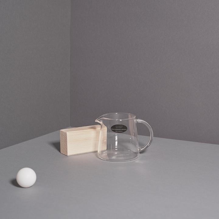 Trendglas Jena Kaffeekanne