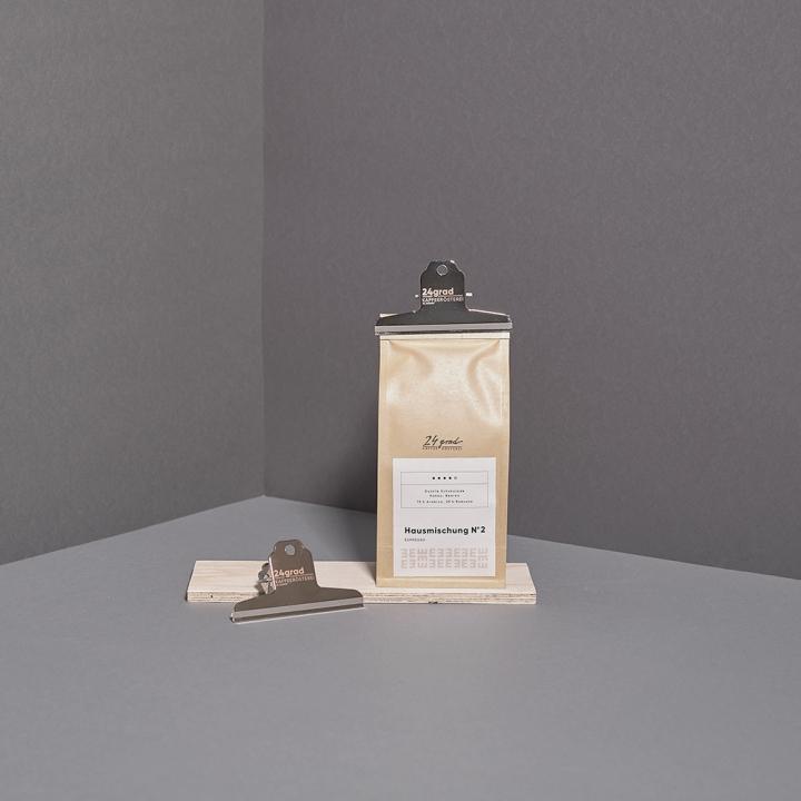 24grad Kaffeetüten Clip