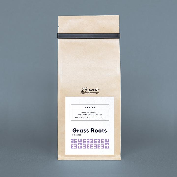 Grass Roots - Espresso